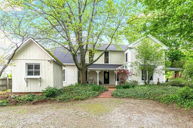 6020 Moller Road, Indianapolis, IN 46254 (MLS #21710713) :: Mike Price Realty Team - RE/MAX Centerstone