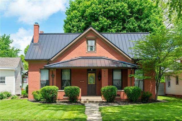 240 E King Street, Franklin, IN 46131 (MLS #21710716) :: The Indy Property Source