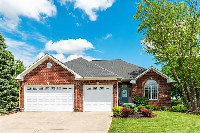 659 Capricorn Drive, Franklin, IN 46131 (MLS #21710722) :: The Indy Property Source