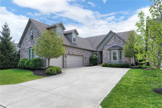15350 Mission Hills Drive, Carmel, IN 46033 (MLS #21710738) :: AR/haus Group Realty