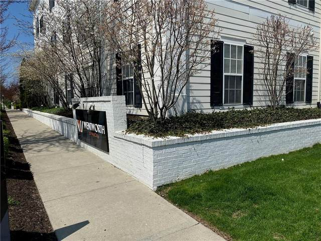 12820 University Crescent 1A, Carmel, IN 46032 (MLS #21710762) :: AR/haus Group Realty