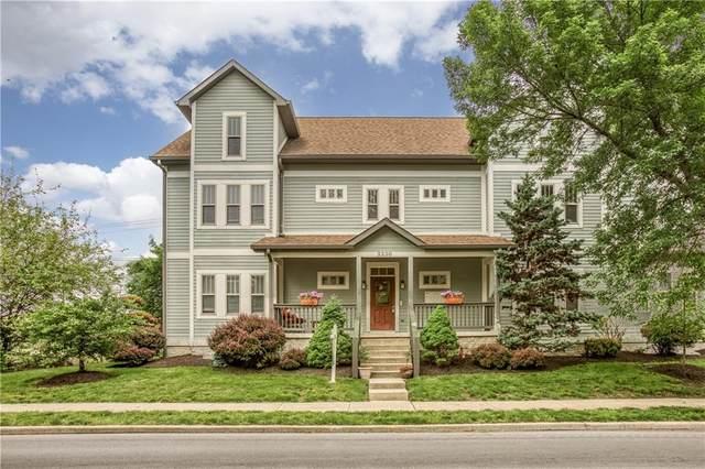 2230 N Pennsylvania Street #3, Indianapolis, IN 46205 (MLS #21710764) :: Heard Real Estate Team | eXp Realty, LLC