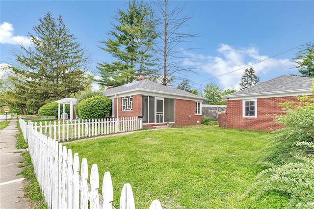 6401 Central Avenue, Indianapolis, IN 46220 (MLS #21710776) :: Anthony Robinson & AMR Real Estate Group LLC