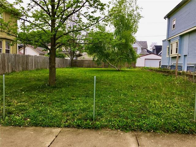 25 N Randolph Street, Indianapolis, IN 46201 (MLS #21710783) :: Mike Price Realty Team - RE/MAX Centerstone