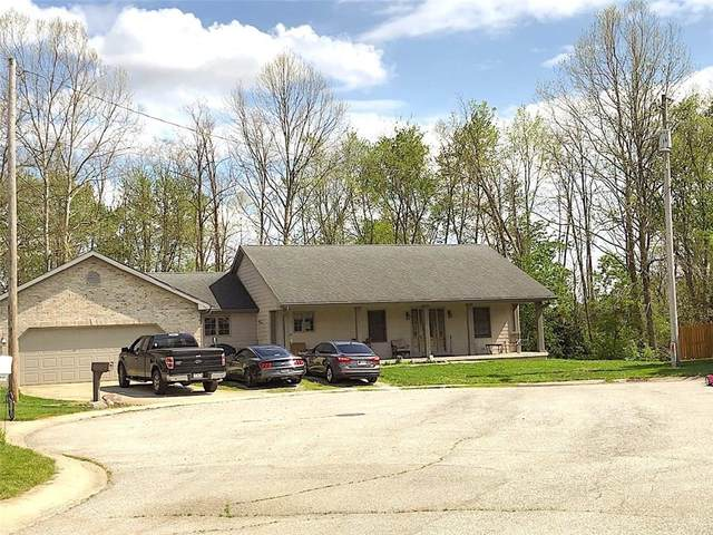 315 Trotters Court, Knightstown, IN 46148 (MLS #21710812) :: The Indy Property Source