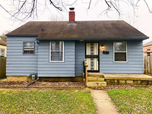 1942 N Linwood, Indianapolis, IN 46218 (MLS #21710822) :: Anthony Robinson & AMR Real Estate Group LLC