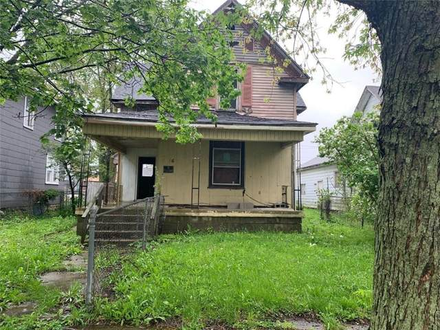 1506 S 17th Street, New Castle, IN 47362 (MLS #21710825) :: The Indy Property Source