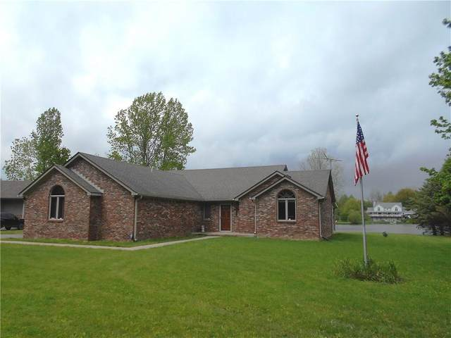 2412 E County Road 800 S, Clayton, IN 46118 (MLS #21710828) :: The Indy Property Source