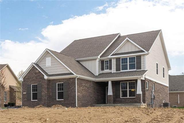 6885 W Glory Maple Drive, Mccordsville, IN 46055 (MLS #21710845) :: The Evelo Team