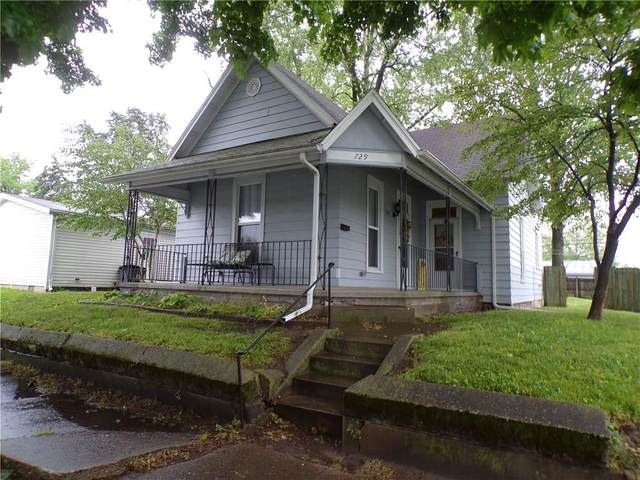 729 S Poplar Street, Seymour, IN 47274 (MLS #21710848) :: Mike Price Realty Team - RE/MAX Centerstone