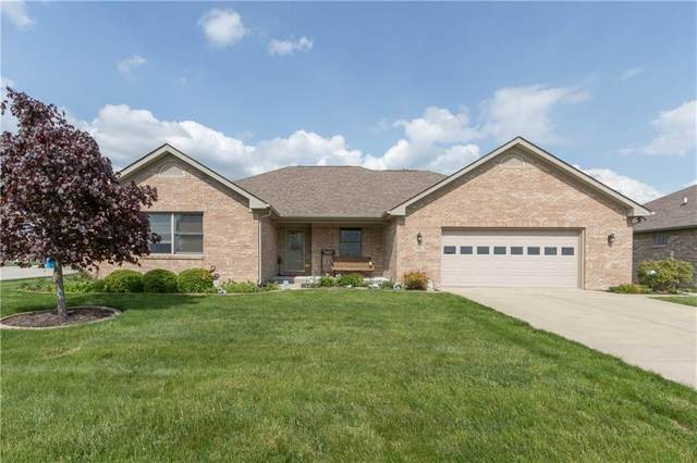 3599 Bellmore Drive, Brownsburg, IN 46112 (MLS #21710851) :: The Indy Property Source