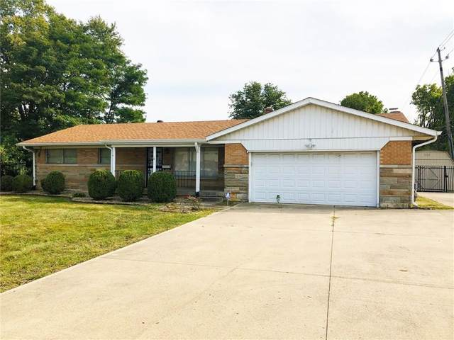 7113 E 56th Street, Indianapolis, IN 46226 (MLS #21710854) :: Pennington Realty Team
