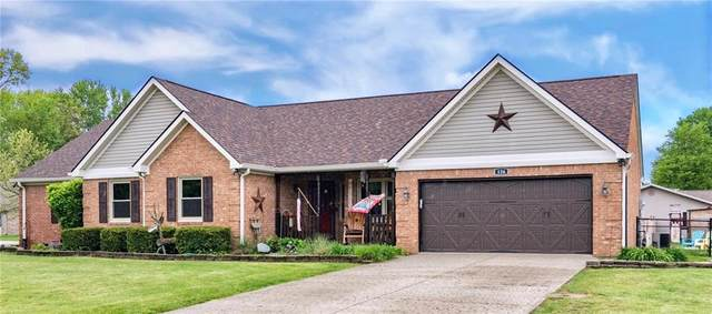 126 W Estate Street, Anderson, IN 46013 (MLS #21710869) :: The Evelo Team