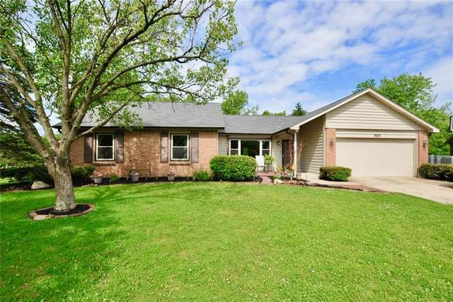 7650 Geist Valley Court, Indianapolis, IN 46236 (MLS #21710889) :: The Indy Property Source