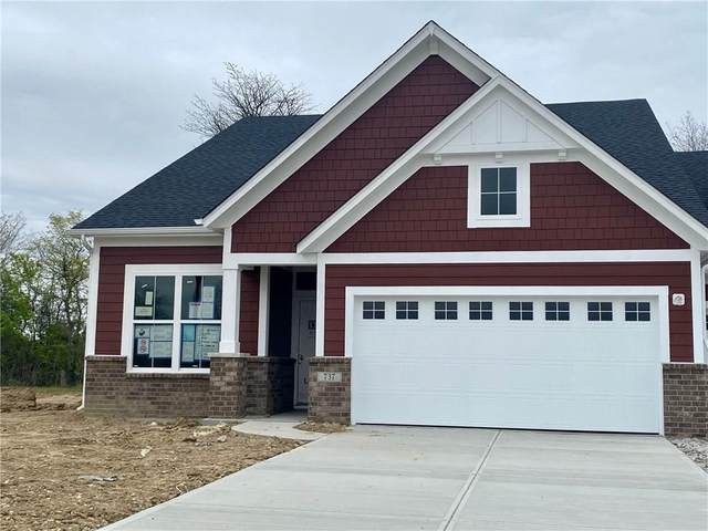737 Stone Trace Court, Avon, IN 46123 (MLS #21710890) :: The Evelo Team