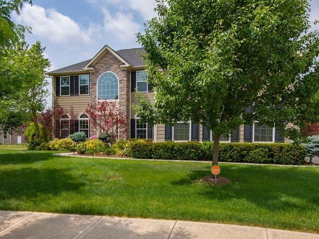 4521 Cool Springs Court, Zionsville, IN 46077 (MLS #21710910) :: The Indy Property Source