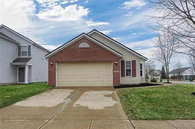 403 Grabill Drive, Westfield, IN 46074 (MLS #21710930) :: Heard Real Estate Team | eXp Realty, LLC