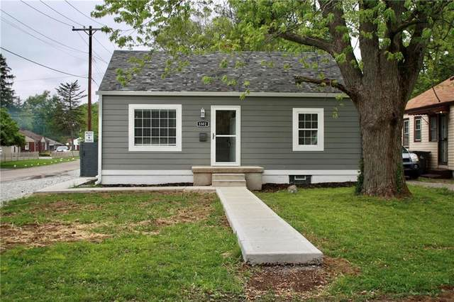 3302 N Tacoma Avenue, Indianapolis, IN 46218 (MLS #21710972) :: The Indy Property Source