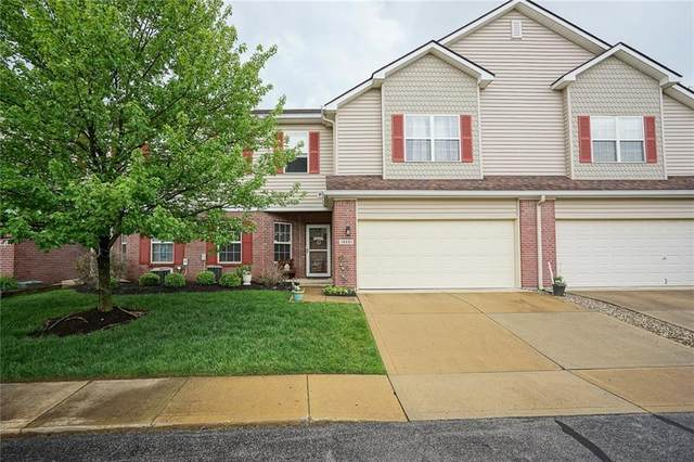 10251 Eller Creek Drive C, Fishers, IN 46038 (MLS #21710977) :: Richwine Elite Group