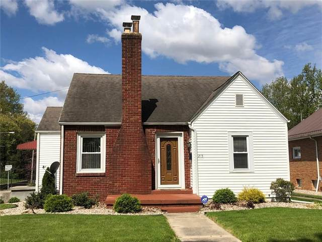 215 S Barr Street, Crawfordsville, IN 47933 (MLS #21710982) :: Anthony Robinson & AMR Real Estate Group LLC
