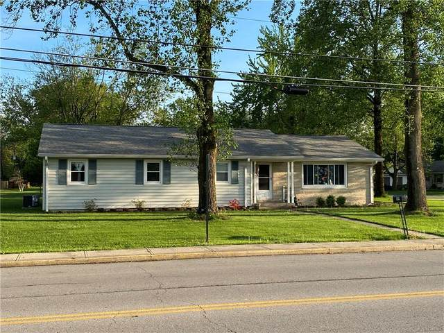149 W Park Avenue, Greenfield, IN 46140 (MLS #21710991) :: Heard Real Estate Team | eXp Realty, LLC