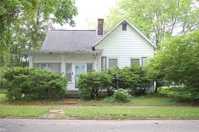 257 N Montgomery Street, Spencer, IN 47460 (MLS #21710997) :: Mike Price Realty Team - RE/MAX Centerstone