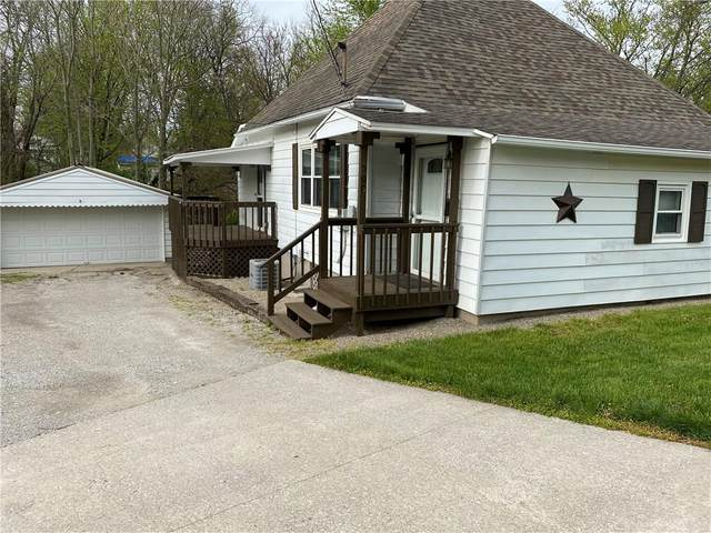 500 E Chestnut Street, Crawfordsville, IN 47933 (MLS #21711001) :: The Indy Property Source