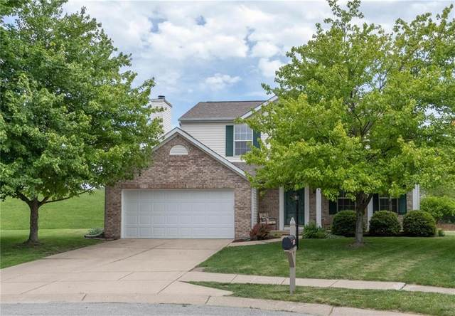 12344 Barnstone Court, Fishers, IN 46037 (MLS #21711004) :: Anthony Robinson & AMR Real Estate Group LLC