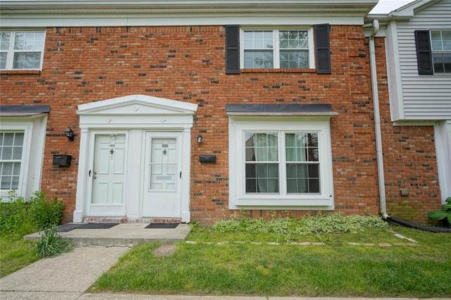 1603 Marborough, Indianapolis, IN 46260 (MLS #21711015) :: AR/haus Group Realty