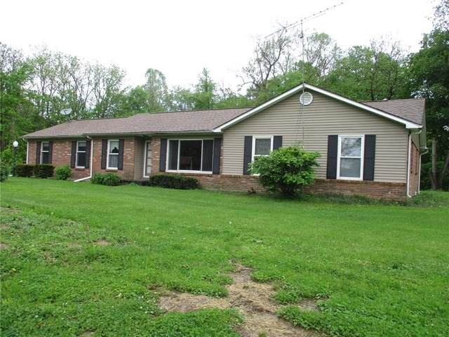 4609 S Tahoe Trail, Crawfordsville, IN 47933 (MLS #21711035) :: The Indy Property Source