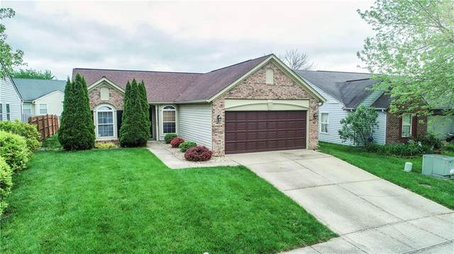 4407 Meadowsweet Court, Indianapolis, IN 46203 (MLS #21711057) :: The Indy Property Source