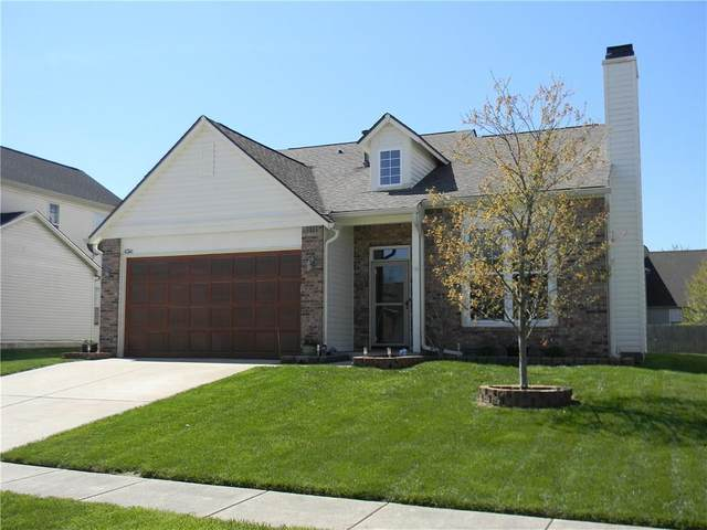 6341 E Rockhill Court, Camby, IN 46113 (MLS #21711058) :: The Indy Property Source