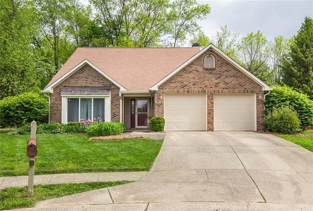 7648 Allenwood Circle, Indianapolis, IN 46268 (MLS #21711091) :: Heard Real Estate Team | eXp Realty, LLC