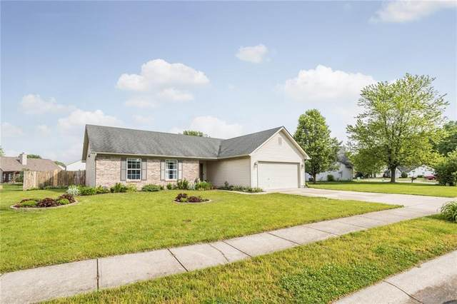8476 Inland Drive, Avon, IN 46123 (MLS #21711101) :: The Indy Property Source