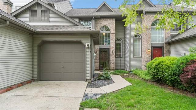 7433 Oceanline Drive, Indianapolis, IN 46214 (MLS #21711117) :: The Indy Property Source