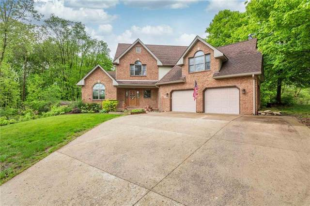 670 Richard Street, New Castle, IN 47362 (MLS #21711129) :: The Indy Property Source