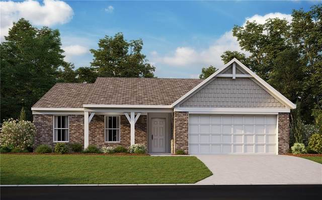 6281 W Woodbury Drive, Mccordsville, IN 46055 (MLS #21711137) :: The Evelo Team