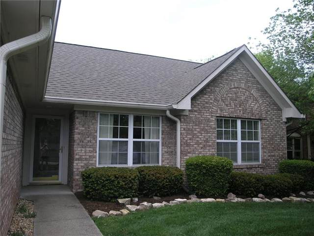 7520 Doe Lane, Indianapolis, IN 46236 (MLS #21711141) :: The ORR Home Selling Team