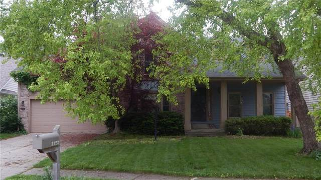1122 Clairborne Court, Indianapolis, IN 46280 (MLS #21711145) :: AR/haus Group Realty