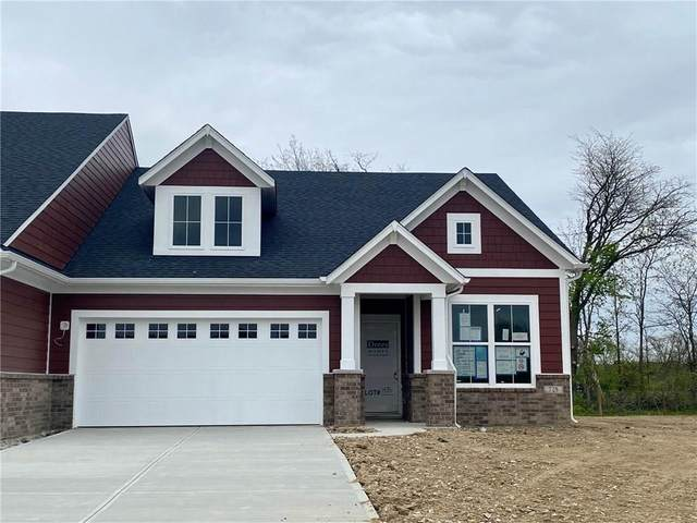 729 Stone Trace Court, Avon, IN 46123 (MLS #21711172) :: The Evelo Team