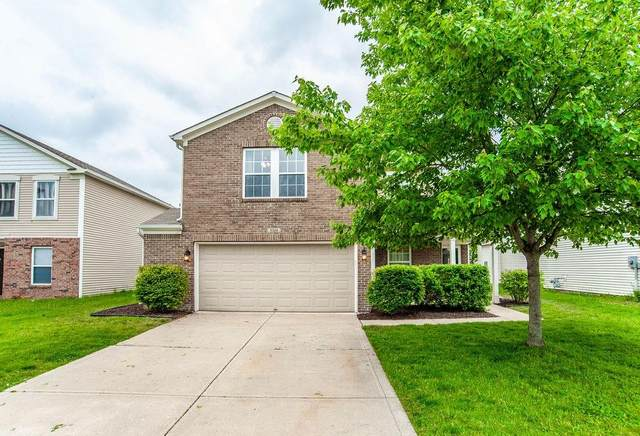 8324 Wanda Lake Drive, Camby, IN 46113 (MLS #21711185) :: The Indy Property Source