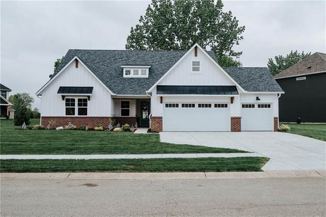 1070 Freshwater Lane, Cicero, IN 46034 (MLS #21711194) :: The Indy Property Source