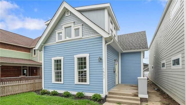 1537 S New Jersey Street, Indianapolis, IN 46225 (MLS #21711202) :: Heard Real Estate Team | eXp Realty, LLC