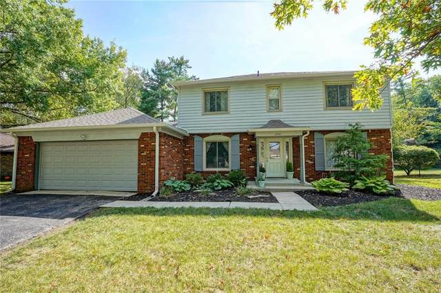 2721 Oglethorpe Court, Indianapolis, IN 46268 (MLS #21711220) :: Anthony Robinson & AMR Real Estate Group LLC