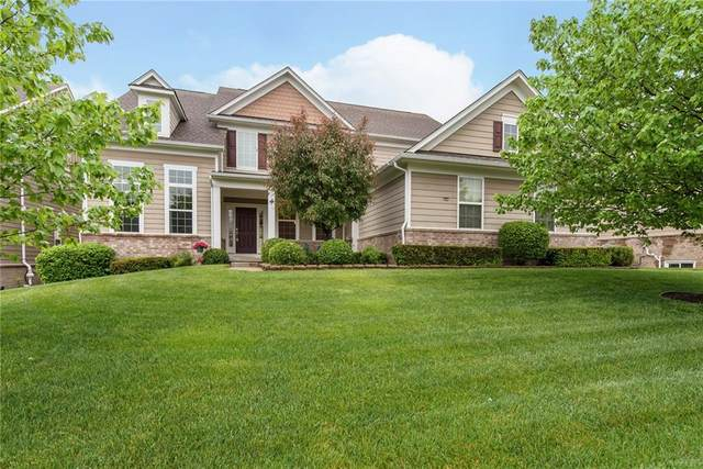 6538 Paddle Drive, Carmel, IN 46033 (MLS #21711231) :: AR/haus Group Realty