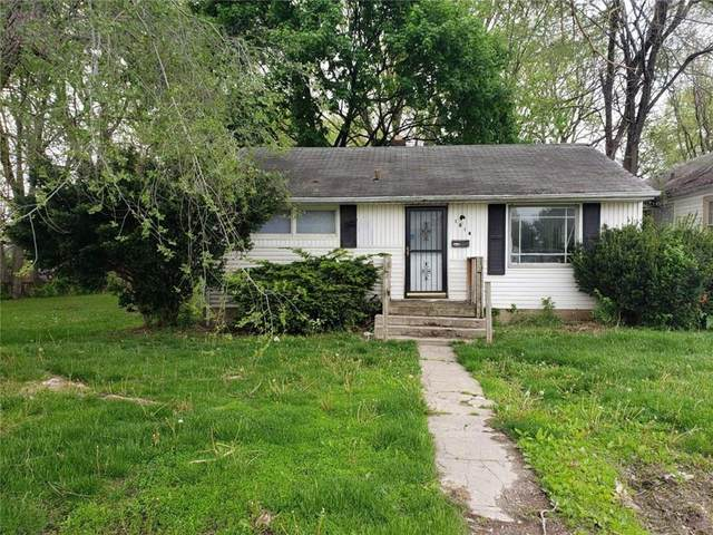 1814 E 42nd Street, Indianapolis, IN 46205 (MLS #21711233) :: AR/haus Group Realty