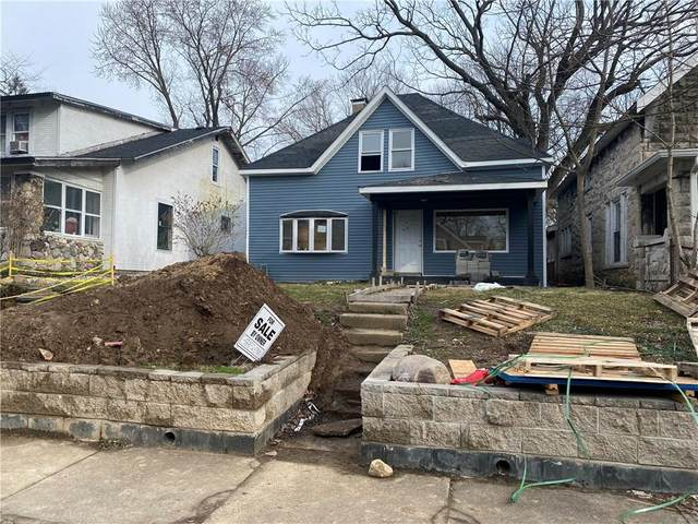522 W 41st Street, Indianapolis, IN 46208 (MLS #21711235) :: The Evelo Team