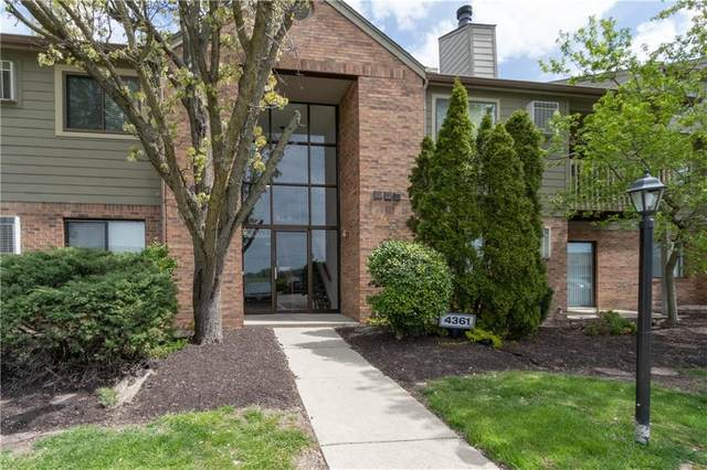 4361 Village Parkway Circle #4, Indianapolis, IN 46254 (MLS #21711272) :: The ORR Home Selling Team
