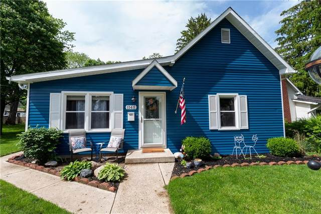 1148 Grant Street, Noblesville, IN 46060 (MLS #21711313) :: Heard Real Estate Team | eXp Realty, LLC
