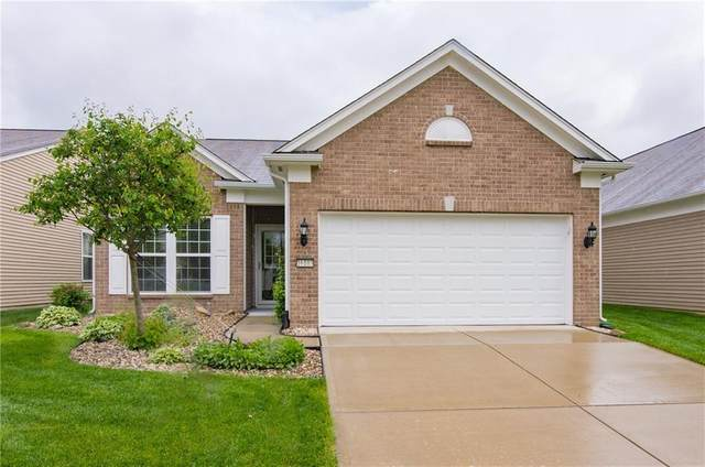 16103 Lambrusco Way, Fishers, IN 46037 (MLS #21711321) :: The Indy Property Source